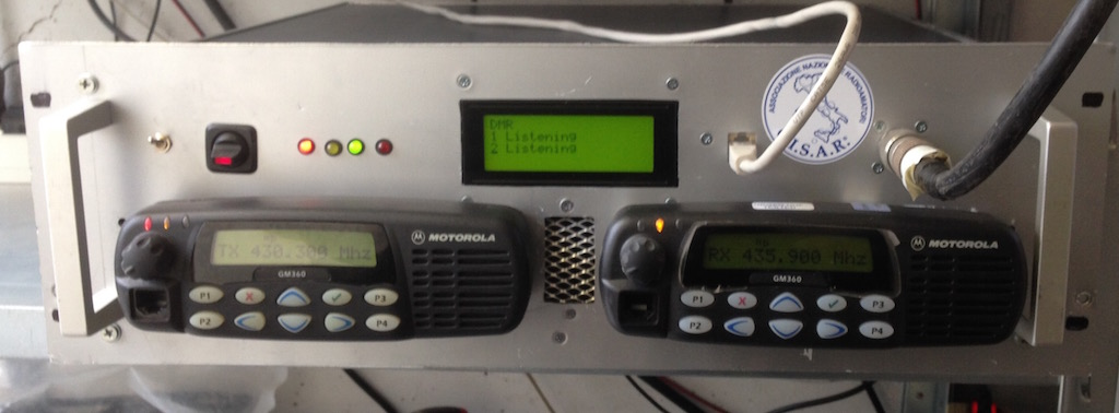 Ponte Radio DMR
