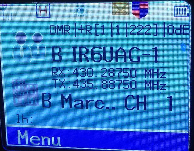 DMR Palmari - ik6dio - HamRadio Page