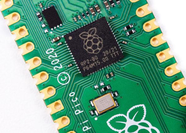 Pi Pico Raspberry